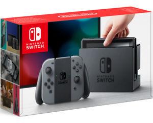 [Ebay.US] Nintendo Switch Konsole Grau oder Neon-Rot/Blau (Versandt von Saturn Deutschland) für 238,45€