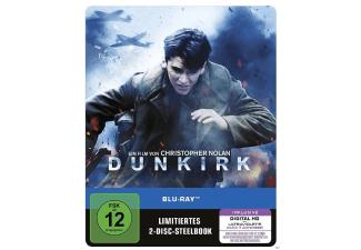 Dunkirk (SteelBook®) [Blu-ray] für 17€ inkl. Versand [Media Markt]