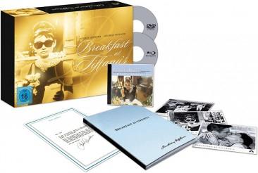 Mediamarkt.de Frühstück bei Tiffany (50th Anniversary Boxset) [Blu-ray] 23,- VskF