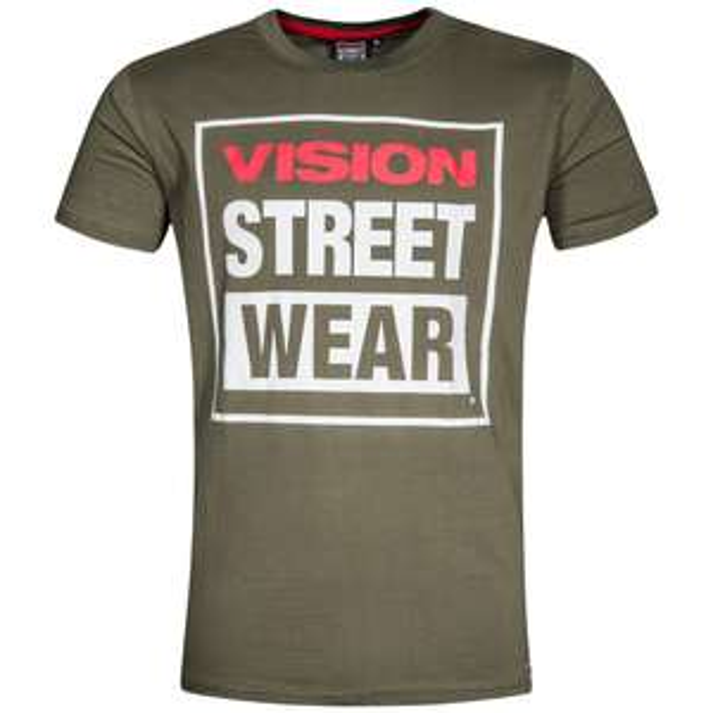 Vision Street Wear Herren Crew T-Shirt's