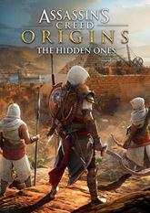 Assassin's Creed Origins - The Hidden Ones (DLC) (PC Uplay Key)