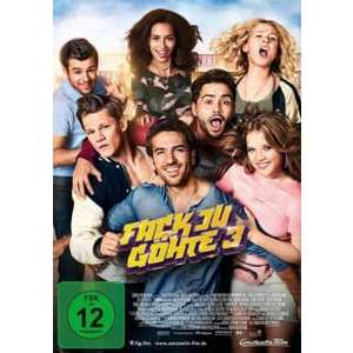 [OFFLINE HEM Calw] Fack Ju Göthe 3 (DVD) bei HEM Expert für 9,99€