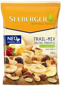 Seeberger Trail-Mix, 6er Pack (6 x 150 g) 8,86 Euro als Amazon Sparabo