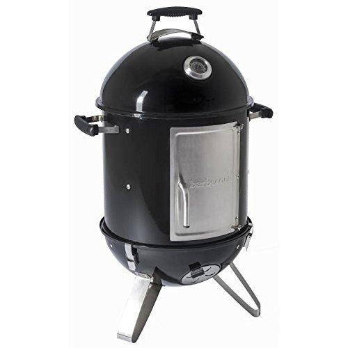 [Amazon.de] kleiner Smoker Barbecook Oskar S, schwarz, 55 x 43,5 x 88 cm