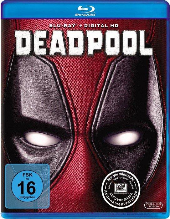 Deadpool Blu-ray (Amazon Prime) wieder aktiv
