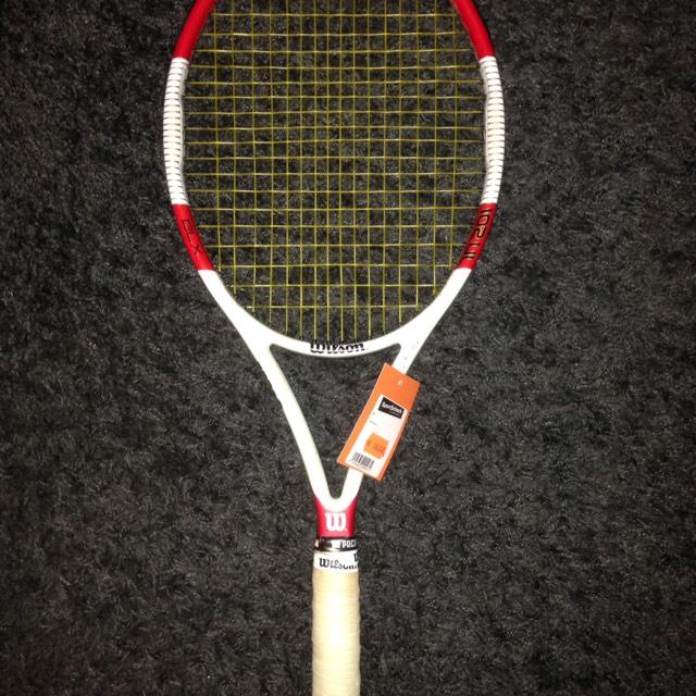 [Lokal Hannover] Tennisschläger Wilson, Head u.a. (gebraucht)
