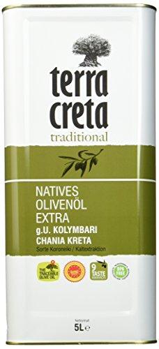 [Amazon.de] Terra Creta Extra Natives Olivenöl, 5 l Kanister