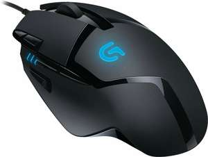 Logitech G402 Gaming-Maus Hyperion Fury - mit 8 programmierbaren Tasten (Amazon.co.uk)