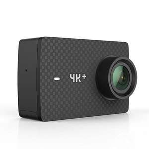 YI 4K plus Action Kamera 4K/60fps 12MP Action Cam 199 Euro bei Amazon