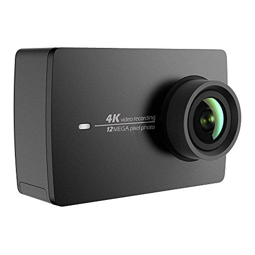 (Amazon) YI 4K Action Kamera 4K/30fps Videoaufnahme 12MP ActionCam 129,98 €
