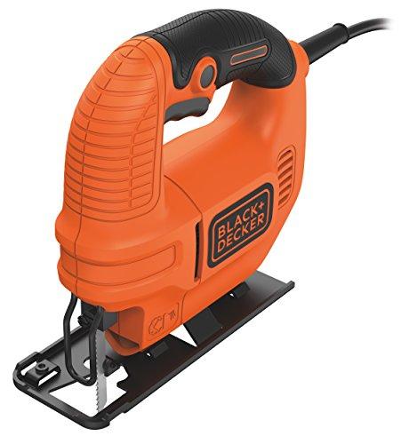 (Amazon) Black+Decker Elektro Kompakt Stichsäge 400W KS501  19,03 €