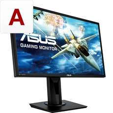 "ASUS VG245Q,  24""/61cm LED-Monitor, HDMI, VGA, Displayport, 1ms, Adaptive Sync/AMD FreeSync, 40-75Hz, Lautsprecher (2x 2W), 1x Line-In, 1x Line-Out"