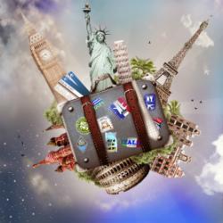 Weltreise (auch für Singles) NUR Flüge Europa, Malediven, Malaysia, Japan, Hawaii, USA UNTER 1000€