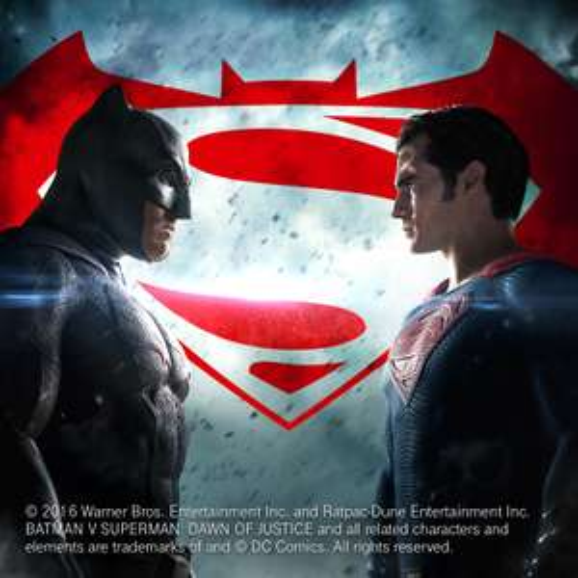 Telekom Mega-Deal: BATMAN V SUPERMAN: DAWN OF JUSTICE GESCHENKT