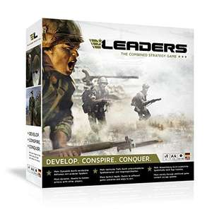 [Amazon] Brettspiel Leaders - the Combined Strategy Game