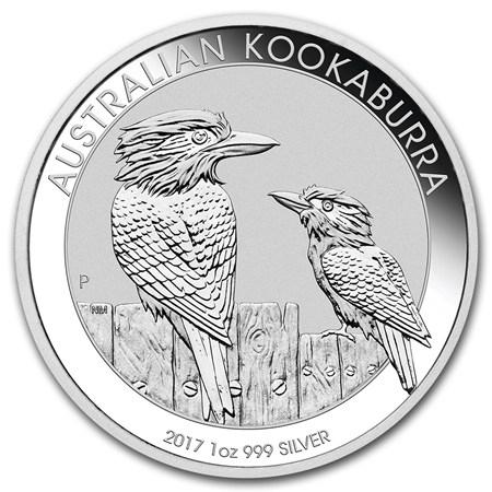 Kookaburra Silbermünze für 16,05€ - sonst ab 17,- aufwärts