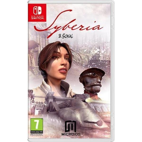 Syberia für Nintendo Switch (könnte Best Preis sein) -> shop4de.com