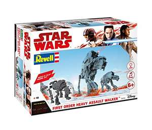 Revell Build & Play First Order Heavy Assault Walker (06761) Model für 9,99€ [Amazon Prime]