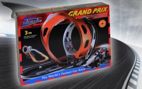 Darda Motor Set Grand Prix + DARDA Bahn Twister R7 + Darda Super Stunt Bahn