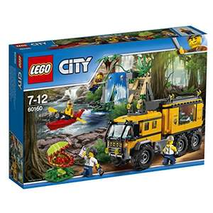 [Amazon oder ToysRus] LEGO City 60160 - Mobiles Dschungel-Labor