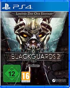 Blackguards 2 Limited Day One Edition (PS4) für 9€ (Amazon Prime)