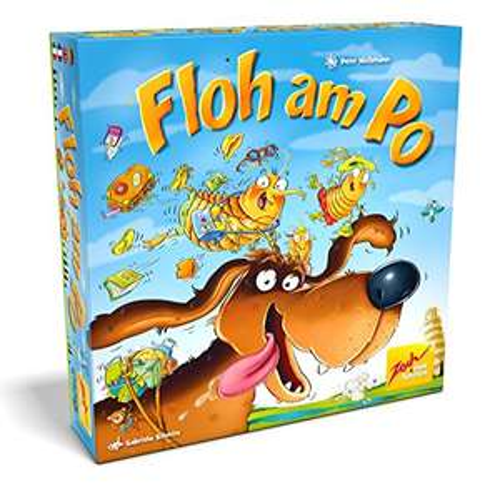 Amazon - Zoch 601105082 Floh am Po Kinderspiel 9,99 Euro