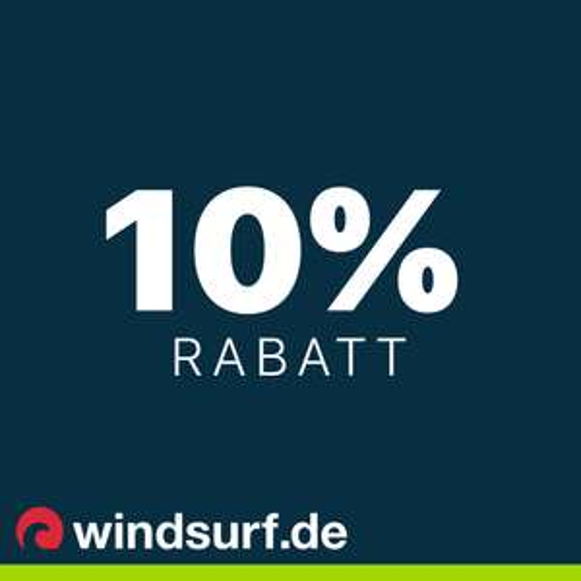 10% auf alle Artikel @windsurf.de