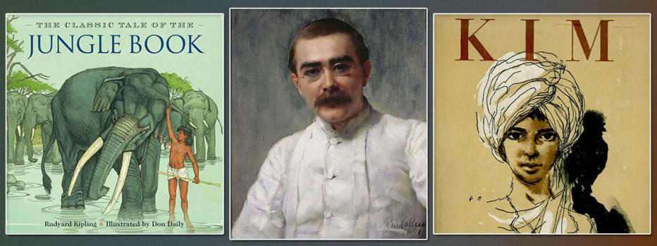 gratis EBook: Rudyard Kipling - Gesammelte Werke, zBsp. Das Dschungelbuch, Kim, etc. (2.500 Seiten)