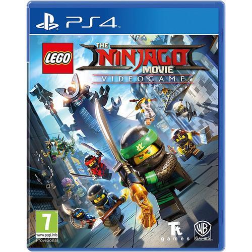 The Lego Ninjago Movie Videogame (PS4) für 21,22€ (MyMemory)