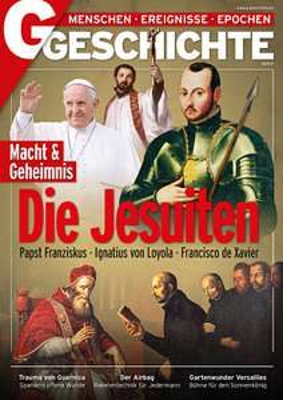 G/Geschichte Magazin - 5 Ausgaben 4,00 €