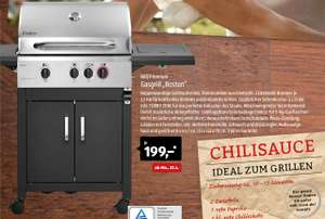 ALDI SÜD ab 23.04.2018 - Enders Boston Gasgrill BBQ Premium