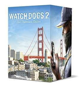 Watch Dogs 2 - San Francisco Edition (PC) für 31,74€ (Amazon.es)