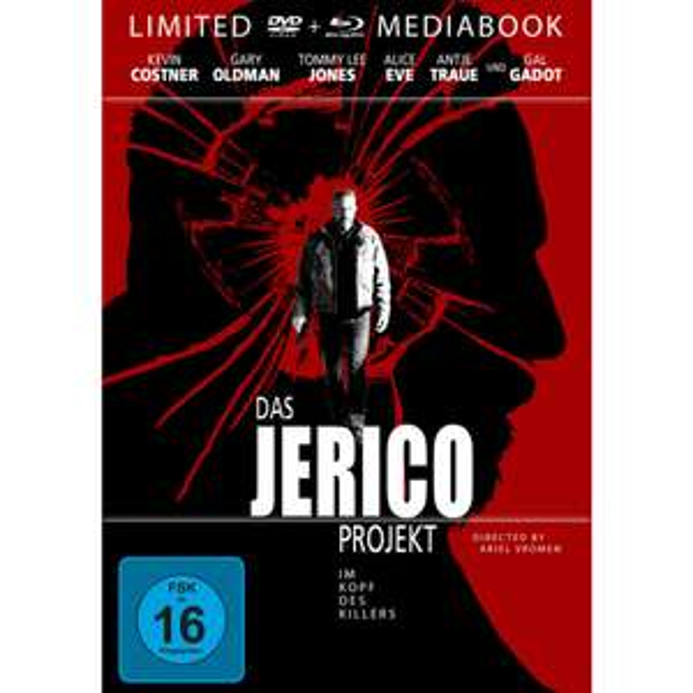 Das Jerico Projekt (Blu-ray + DVD + Mediabook) für 4,99€ (Müller)