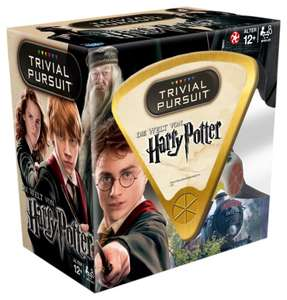 "Trivial Pursuit ""Harry Potter"" für 13,99€ (Filiale) bzw. 14,98€ (Versand) [Hugendubel]"