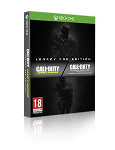 Call of Duty: Infinite Warfare Legacy Pro Edition (Xbox One) für 22,28€ (Amazon.es)