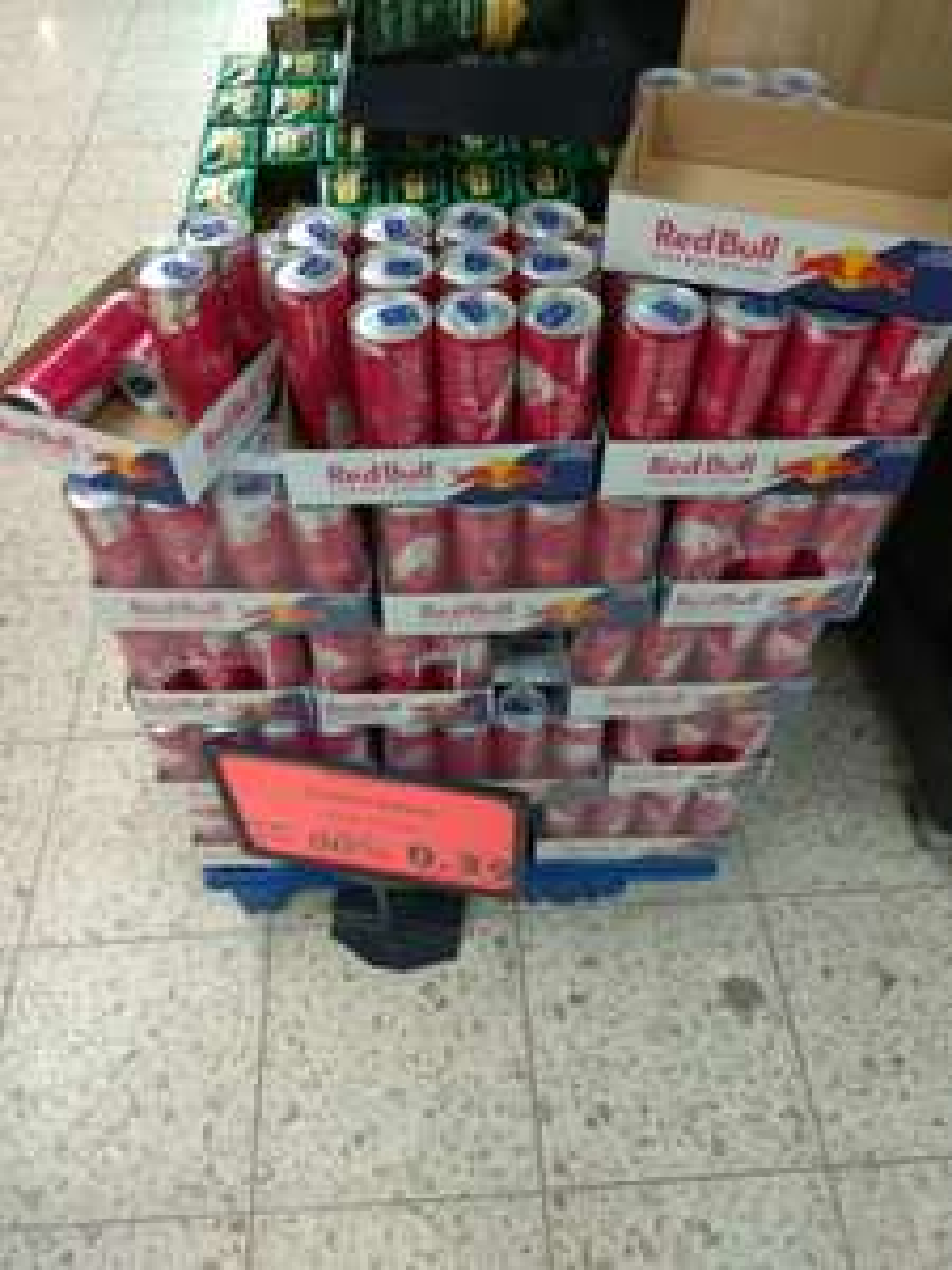 [lokal Kaufland Dessau-Roßlau] Red Bull Sommer Edt.