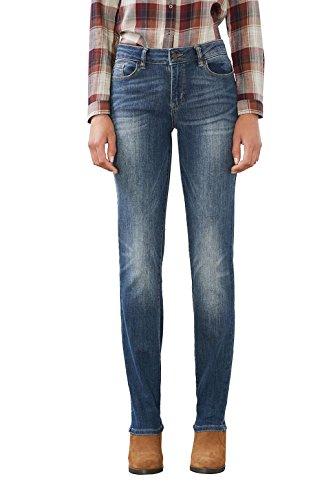 ( Amazon Prime ) ESPRIT Damen Straight Leg Jeans mit heller Waschung viele Größen