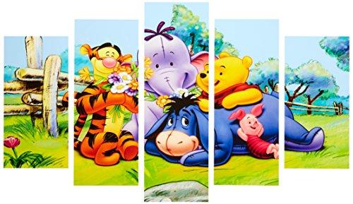 [AMAZON PRIME oder Plusprodukt] Asir Group verschiedende MDF Wandbilder, mehrfarbig ab 6,66 €