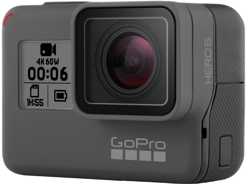 Go Pro Hero 6 inkl. GoPro Casey als Geschenk