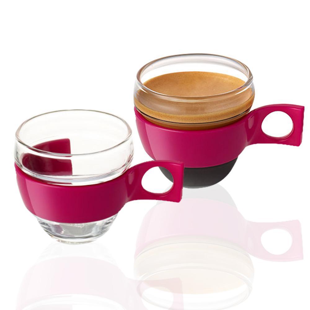 [Dolce Gusto Shop] 4 für 3 Osteraktion - bis zu 3 Kapselpackungen gratis (12 kaufen 9 bezahlen) + zusätzlich 20% auf Tea Latte Tee ab 2,33€ Packungspreis möglich + 2 Espresso Gläser Pop ab 8,12€