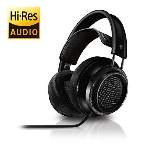 [Amazon] Philips Fidelio X2 HiFi-Kopfhörer (OverEar, 3m Kabel) schwarz