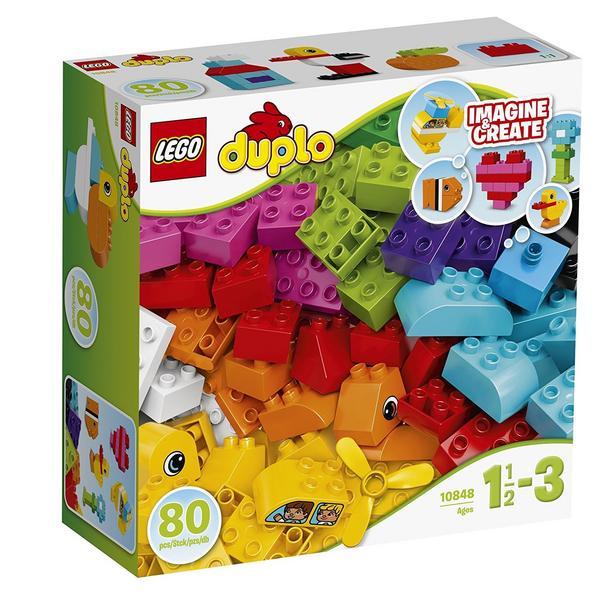 LEGO Duplo 10848 - Meine ersten Bausteine bei [Thalia]