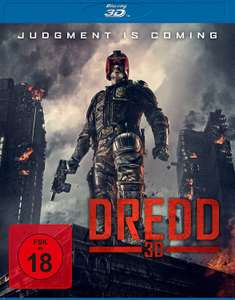 Dredd 3D (3D + 2D Blu-ray) für 9,98€ (Media-Dealer)