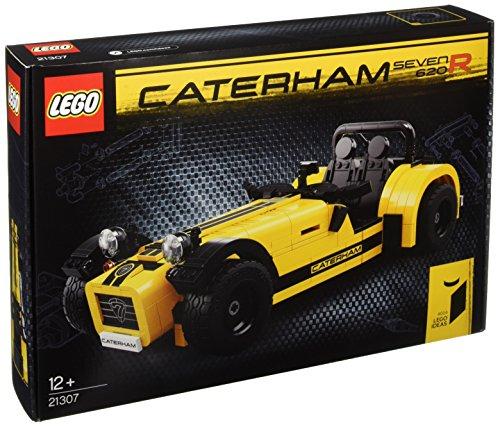 Lego Caterham Seven 21307 für 44,99,-€ + ca. 4,- Versand schnell sein