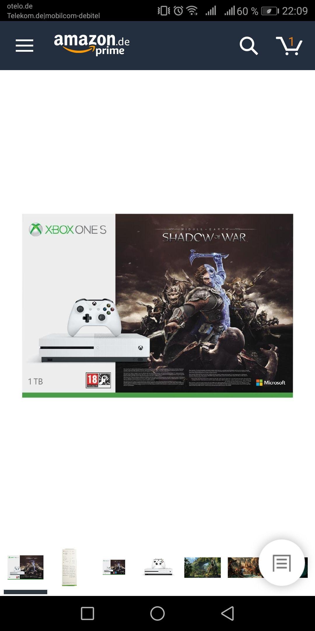 Ab 189,99€ Sammeldeal Xbox One S Angebote auf Amazon