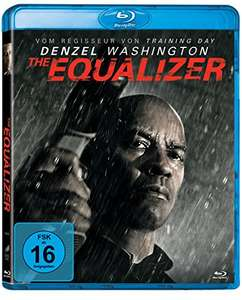 The Equalizer (Blu-ray) für 5,00€ (Amazon Prime & Dodax)