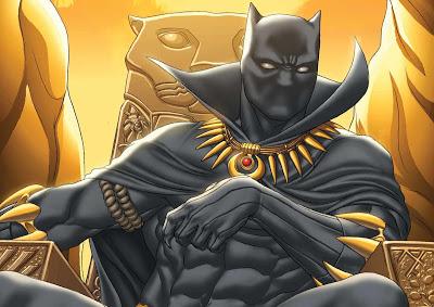 gratis Mini Serie zu Black Panther
