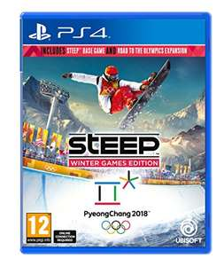 Steep Winter Games Edition (PS4/Xbox One) für 22,55€ (Amazon.co.uk)