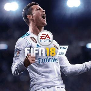 Fifa 18 für ps4 im Angebot im PS store