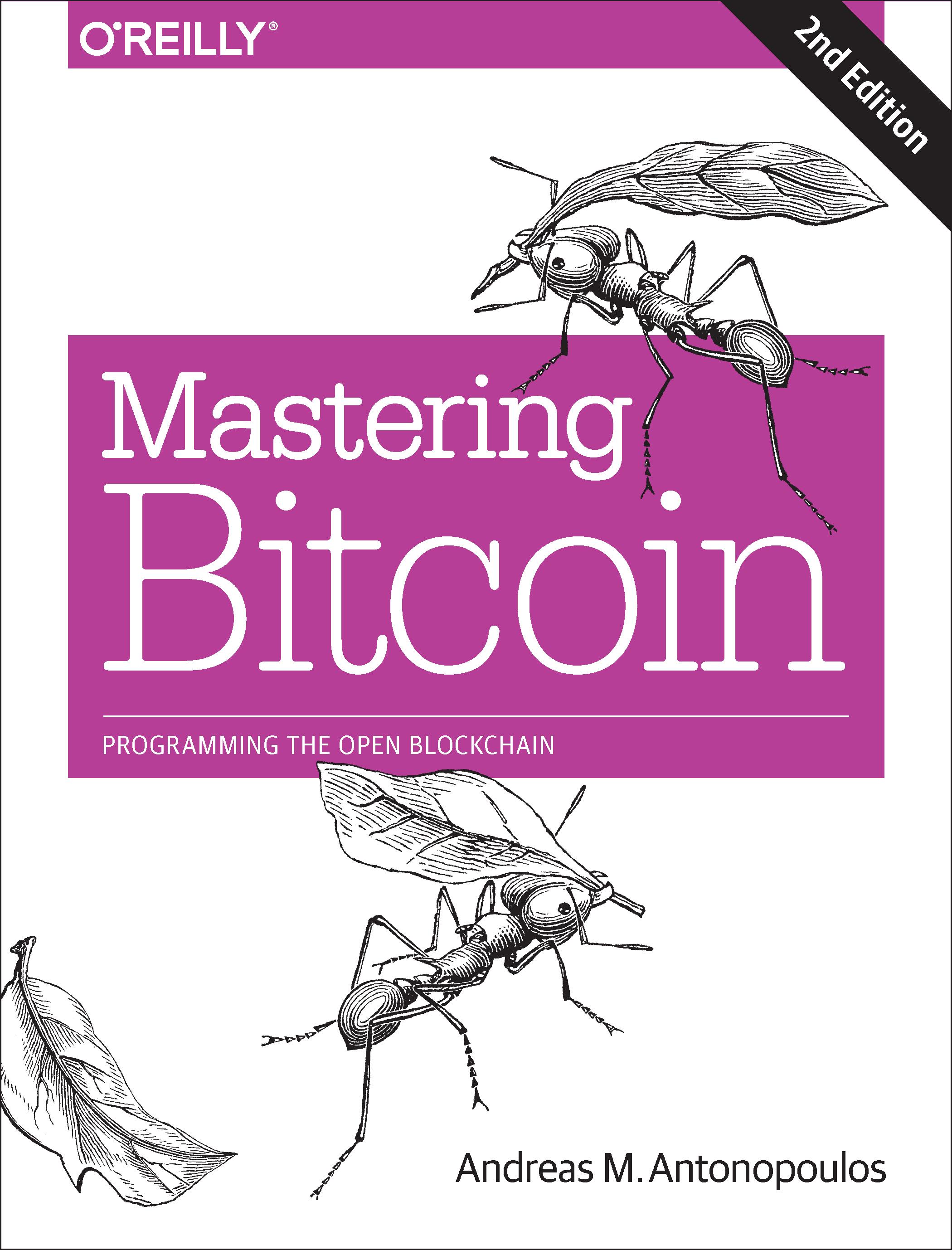 [ebook|pdf] Mastering Bitcoin - O'Reilly